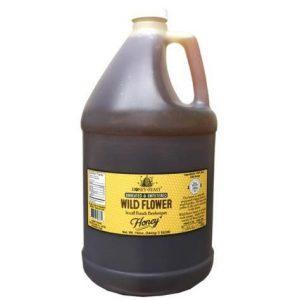 honey-wildflower