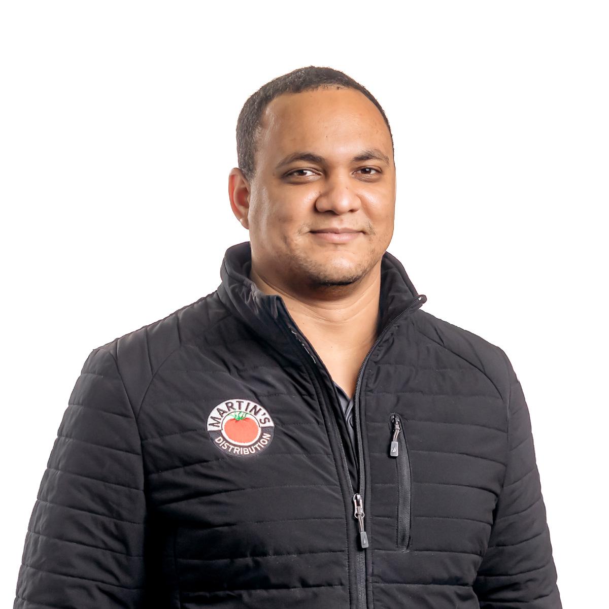 Martin's Team member